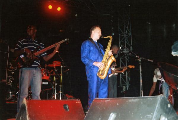 Dakar JazzFest 1