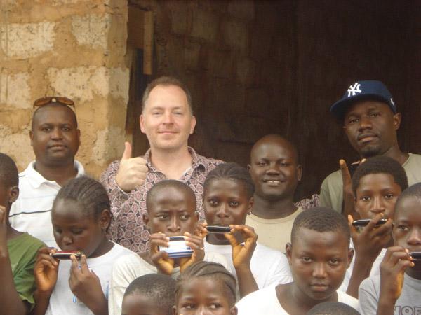 Guinea Bissau – EUB da Rosa 8