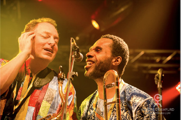 Womex-DZM & Wilfried